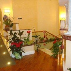 Отель Dina интерьер отеля фото 2