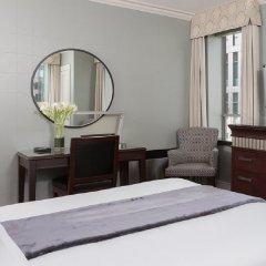 Отель The St. Regis Hotel Канада, Ванкувер - отзывы, цены и фото номеров - забронировать отель The St. Regis Hotel онлайн комната для гостей фото 5