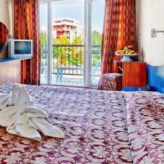 Отель Amfora Beach Hotel - Все включено Болгария, Солнечный берег - отзывы, цены и фото номеров - забронировать отель Amfora Beach Hotel - Все включено онлайн комната для гостей фото 2