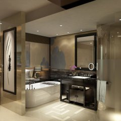 Отель Crowne Plaza Chengdu West сауна
