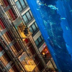 Отель Radisson Blu Hotel, Berlin Германия, Берлин - - забронировать отель Radisson Blu Hotel, Berlin, цены и фото номеров бассейн фото 3