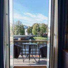 Отель Elite Stadshotellet Karlstad Швеция, Карлстад - отзывы, цены и фото номеров - забронировать отель Elite Stadshotellet Karlstad онлайн балкон