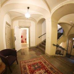 Отель Castle House Inn интерьер отеля