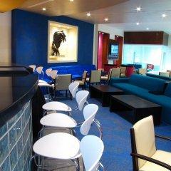 Отель Aranzazu Centro Historico Гвадалахара гостиничный бар