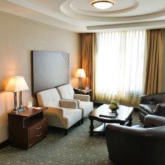 Hotel Plaza Juan Carlos комната для гостей