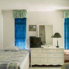 Отель Sky View Beach Studio - Montego Bay Club Ямайка, Монтего-Бей - отзывы, цены и фото номеров - забронировать отель Sky View Beach Studio - Montego Bay Club онлайн комната для гостей фото 3