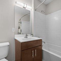 Отель Global Luxury Suites at The Wharf США, Вашингтон - отзывы, цены и фото номеров - забронировать отель Global Luxury Suites at The Wharf онлайн ванная