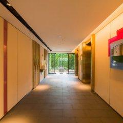 Отель The Mulian Urban Resort Hotels Nansha интерьер отеля