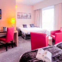 Hotel Alize Mouscron комната для гостей фото 5