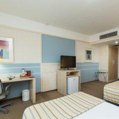 Отель Comfort Suites Londrina в номере