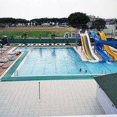 Geyikli Aqua Otel Турция, Тевфикие - отзывы, цены и фото номеров - забронировать отель Geyikli Aqua Otel онлайн бассейн