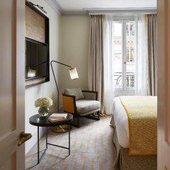 Отель Montalembert 5* Стандартный номер с различными типами кроватей фото 5