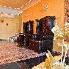 Отель Chateau-Hotel Trendafiloff Болгария, Димитровград - отзывы, цены и фото номеров - забронировать отель Chateau-Hotel Trendafiloff онлайн интерьер отеля фото 2