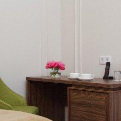Гостиница Золотой век Стандартный номер с различными типами кроватей фото 16