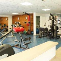 Отель White Lavina Spa And Ski Lodge Банско фитнесс-зал фото 4