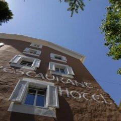 Hotel Goldene Rose Силандро вид на фасад