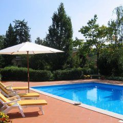 Отель Villa Arabella Морнико-Лозана бассейн