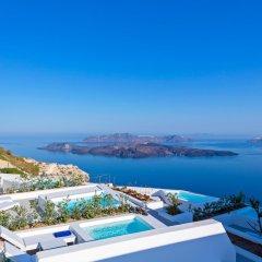 Отель Alti Santorini Suites Греция, Остров Санторини - отзывы, цены и фото номеров - забронировать отель Alti Santorini Suites онлайн балкон