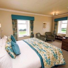 Raven Hall Country House Hotel комната для гостей фото 3