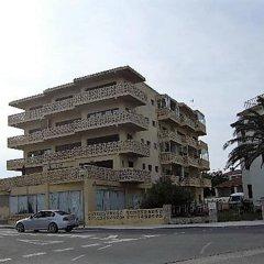 Отель Estudio 1031- Iberia 1-8 Испания, Курорт Росес - отзывы, цены и фото номеров - забронировать отель Estudio 1031- Iberia 1-8 онлайн парковка