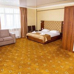 Гостиница Кубань (Геленджик) комната для гостей фото 3