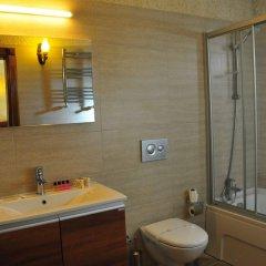 Отель Dilek Kaya Otel Ургуп ванная