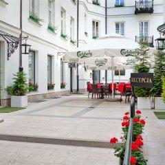Отель Residence St. Andrew's Palace Польша, Варшава - отзывы, цены и фото номеров - забронировать отель Residence St. Andrew's Palace онлайн фото 2