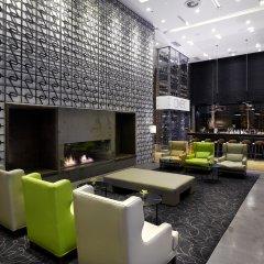 Отель DoubleTree by Hilton Zagreb интерьер отеля