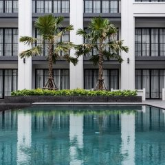 One Patio Hotel Pattaya Паттайя бассейн