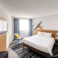 Отель Novotel Montparnasse Париж комната для гостей