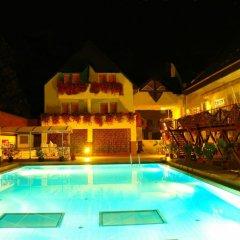 Отель Alfa Hotel és Wellness Centrum Венгрия, Силвашварад - отзывы, цены и фото номеров - забронировать отель Alfa Hotel és Wellness Centrum онлайн бассейн