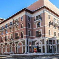 Гостиница Долина +960 вид на фасад фото 2