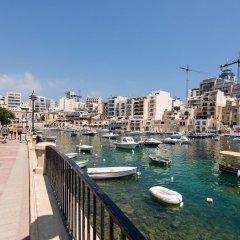 Отель Saint Julian's - Sea View Apartments Мальта, Сан Джулианс - отзывы, цены и фото номеров - забронировать отель Saint Julian's - Sea View Apartments онлайн приотельная территория