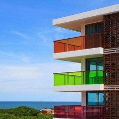 Отель Rocco Huahin Condominium балкон