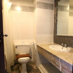 Отель Mike Beach Resort Pattaya ванная