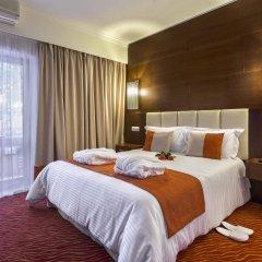 Отель Avenida de Fátima Португалия, Фатима - отзывы, цены и фото номеров - забронировать отель Avenida de Fátima онлайн комната для гостей фото 2