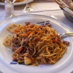 Отель Britta Италия, Римини - отзывы, цены и фото номеров - забронировать отель Britta онлайн питание фото 2