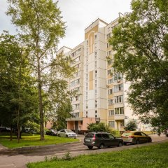Апартаменты Apartment near park Kolomenskoe парковка