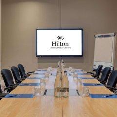 Отель Hilton London Angel Islington с домашними животными