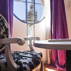 Отель Fontecruz Sevilla Seises Испания, Севилья - отзывы, цены и фото номеров - забронировать отель Fontecruz Sevilla Seises онлайн балкон