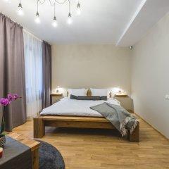 Отель Bearsleys Blacksmith Apartments Латвия, Рига - отзывы, цены и фото номеров - забронировать отель Bearsleys Blacksmith Apartments онлайн комната для гостей фото 4