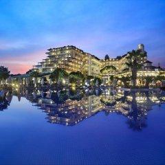 Bellis Deluxe Hotel Турция, Белек - 10 отзывов об отеле, цены и фото номеров - забронировать отель Bellis Deluxe Hotel онлайн бассейн