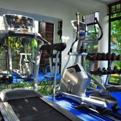Отель Navatara Phuket Resort фитнесс-зал фото 3