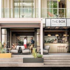 Отель The Box Riccione Италия, Риччоне - отзывы, цены и фото номеров - забронировать отель The Box Riccione онлайн бассейн