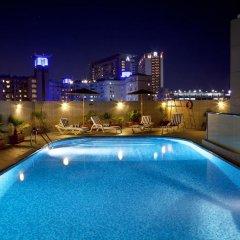 Landmark Hotel Riqqa бассейн
