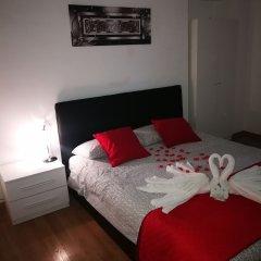 Отель Trastevere luxury house сейф в номере