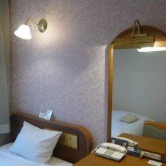 Отель Eclair Hakata Фукуока сауна