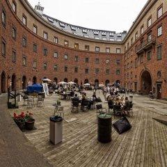 Отель First Norrtull Стокгольм фото 4