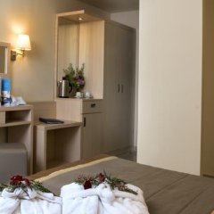 Отель Mayor Capo Di Corfu Сивота удобства в номере фото 2