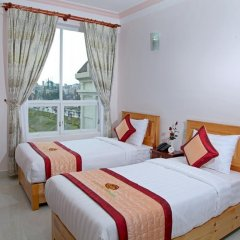 Gold Dream Hotel Далат комната для гостей